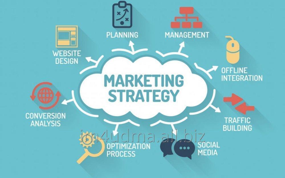 Маркетингновая стратегия